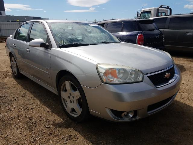 Chevrolet salvage cars for sale: 2006 Chevrolet Malibu SS