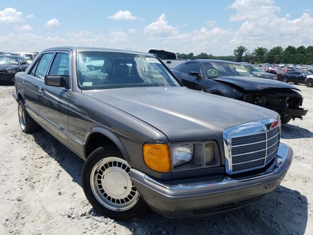 Salvage cars for sale from Copart Loganville, GA: 1984 Mercedes-Benz 380 SE