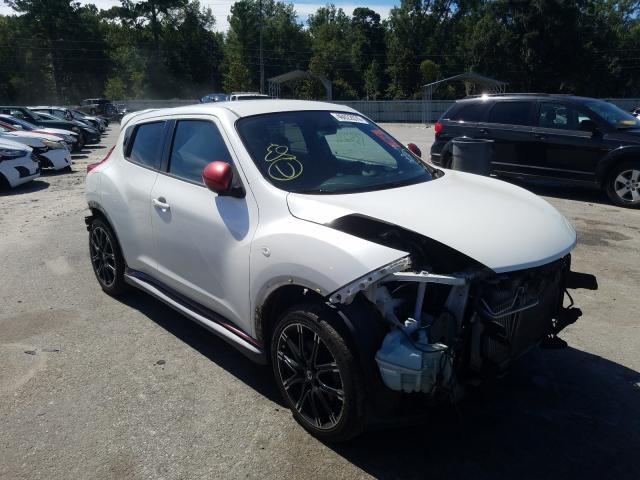 Vehiculos salvage en venta de Copart Savannah, GA: 2013 Nissan Juke S