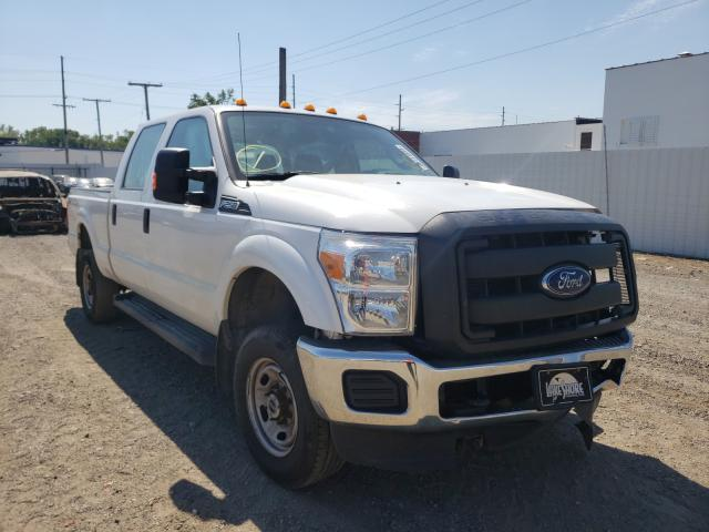 Ford F250 Super salvage cars for sale: 2015 Ford F250 Super