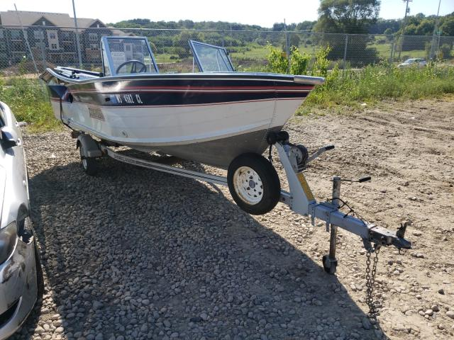 Smokercraft salvage cars for sale: 1990 Smokercraft Boat