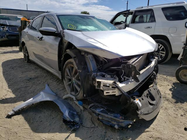 Honda Civic EXL salvage cars for sale: 2019 Honda Civic EXL