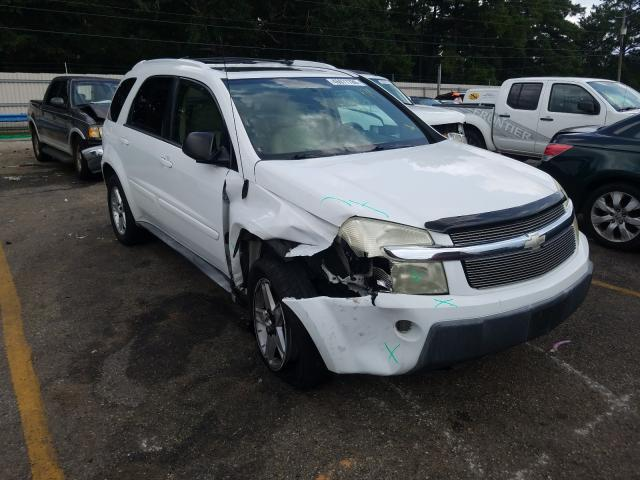 Salvage cars for sale from Copart Eight Mile, AL: 2005 Chevrolet Equinox LT