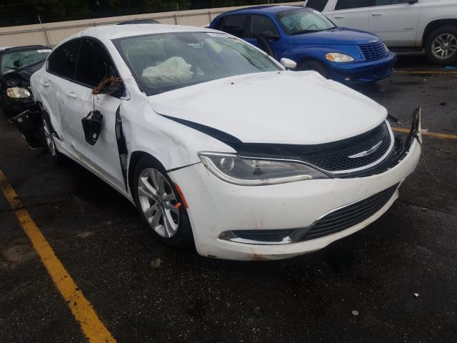 2015 Chrysler 200 Limited for sale in Eight Mile, AL