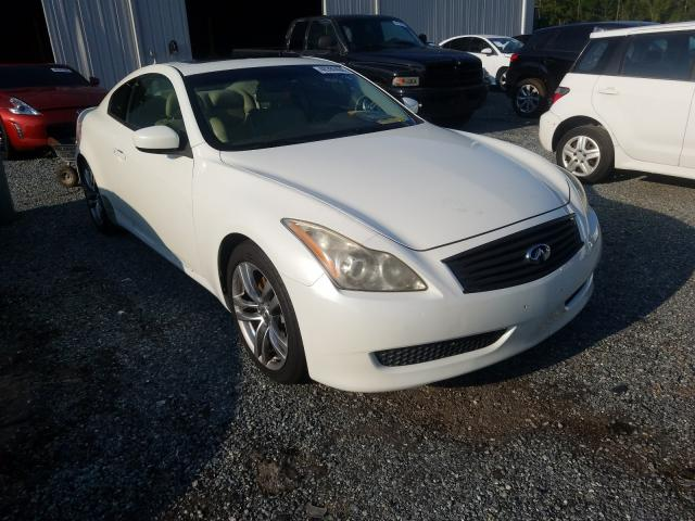 Infiniti G37 Base salvage cars for sale: 2008 Infiniti G37 Base