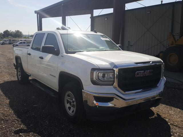 Salvage cars for sale from Copart Billings, MT: 2017 GMC Sierra K15