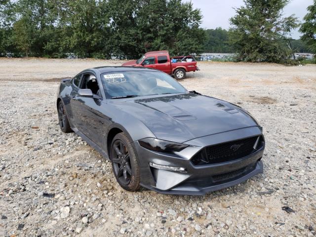 Vehiculos salvage en venta de Copart Austell, GA: 2020 Ford Mustang GT