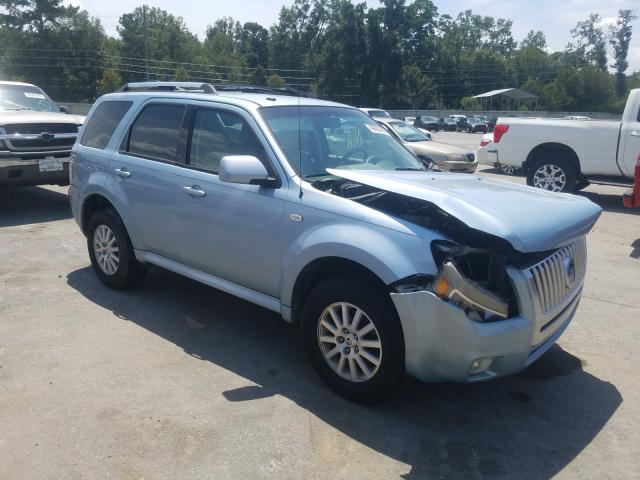 Mercury salvage cars for sale: 2009 Mercury Mariner PR