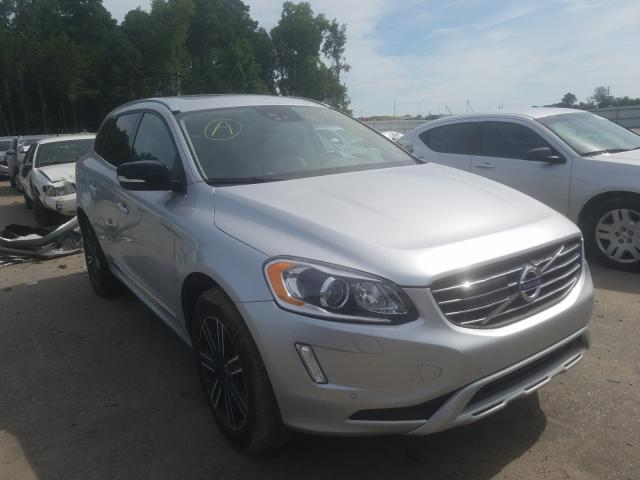 Salvage cars for sale from Copart Dunn, NC: 2017 Volvo XC60 T5 DY