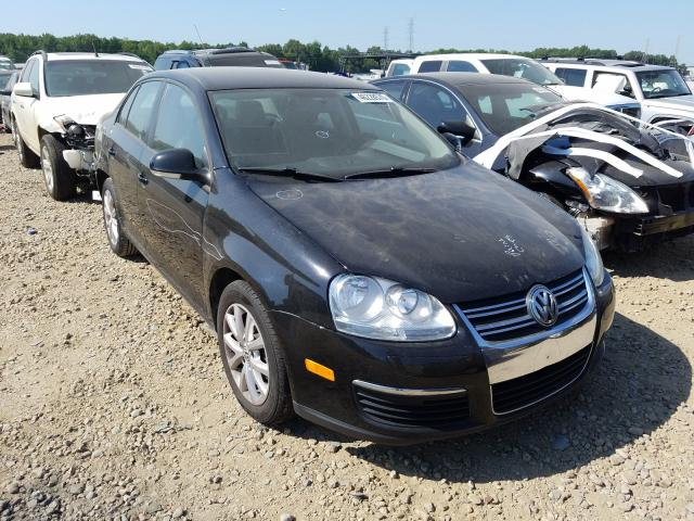 Salvage 2010 Volkswagen JETTA LIMITED for sale