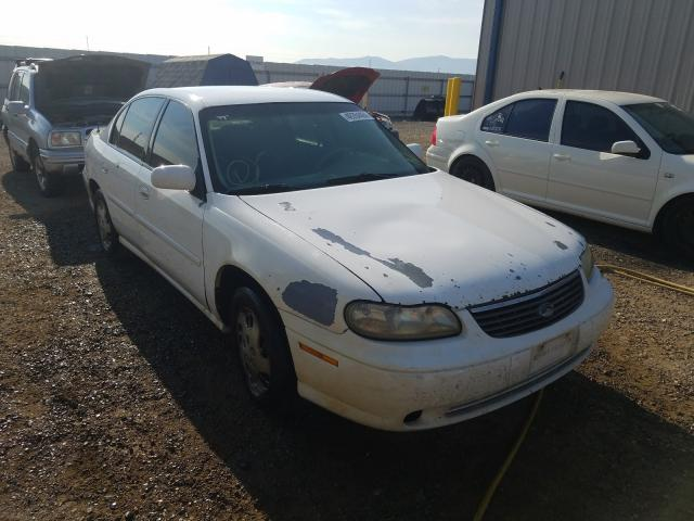 Salvage cars for sale from Copart Helena, MT: 1998 Chevrolet Malibu