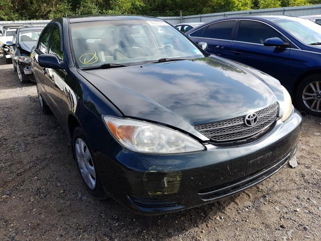 Salvage cars for sale from Copart Glassboro, NJ: 2003 Toyota Camry LE