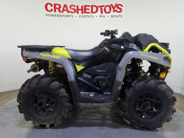 2020 Can-Am Outlander for sale in Dallas, TX