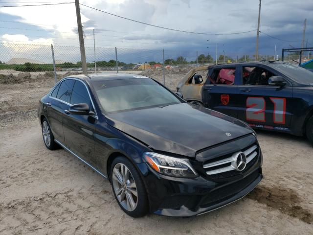 2019 Mercedes-Benz C300 for sale in West Palm Beach, FL