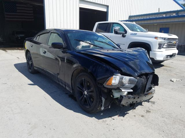 Salvage cars for sale from Copart Albany, NY: 2013 Dodge Charger SX