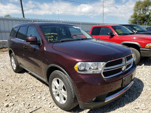Dodge salvage cars for sale: 2012 Dodge Durango CR