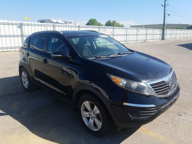 KIA salvage cars for sale: 2012 KIA Sportage B