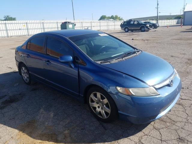 Salvage cars for sale from Copart Lexington, KY: 2011 Honda Civic VP