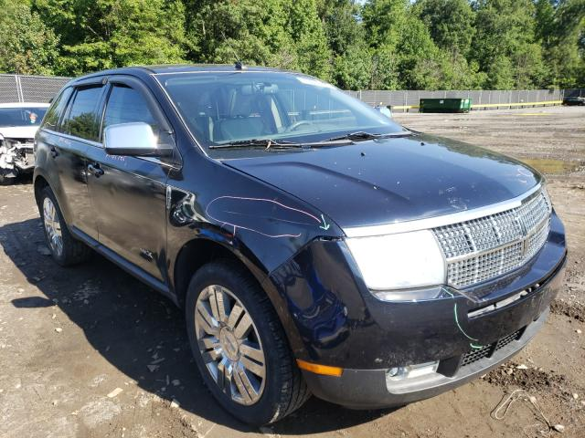 Salvage cars for sale from Copart Waldorf, MD: 2008 Lincoln MKX