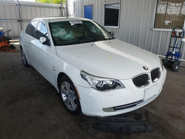 BMW salvage cars for sale: 2009 BMW 528 XI