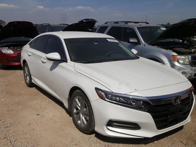 Salvage cars for sale from Copart Brighton, CO: 2020 Honda Accord LX