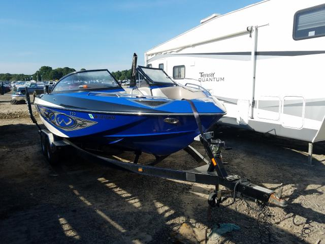 Salvage cars for sale from Copart Conway, AR: 2007 Malibu Boat