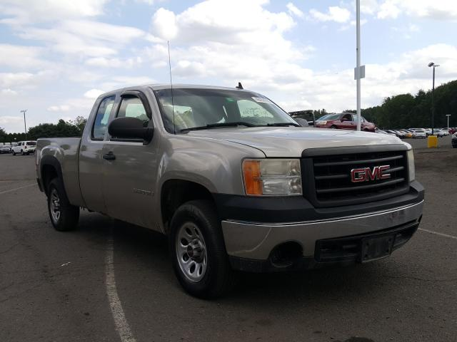 GMC salvage cars for sale: 2007 GMC New Sierra