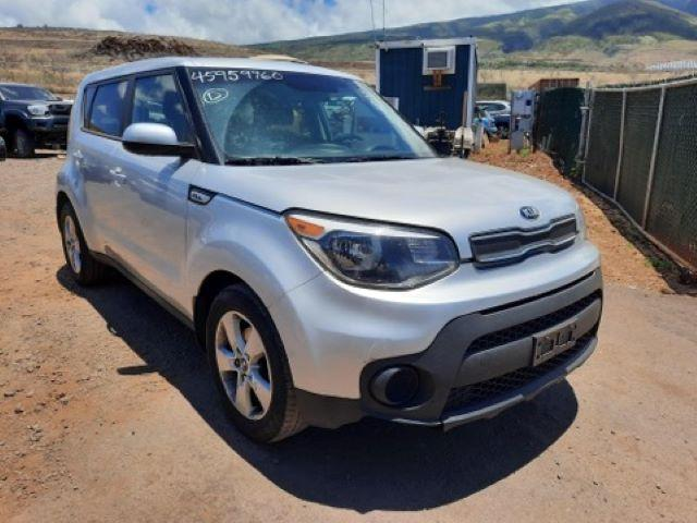 KIA salvage cars for sale: 2019 KIA Soul