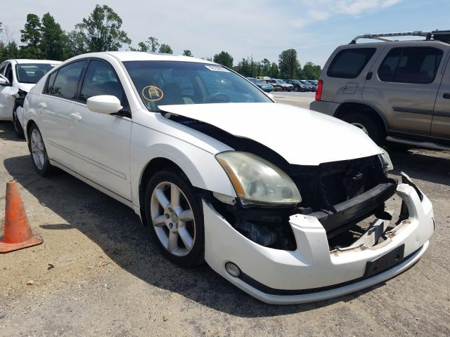 Nissan Maxima salvage cars for sale: 2006 Nissan Maxima