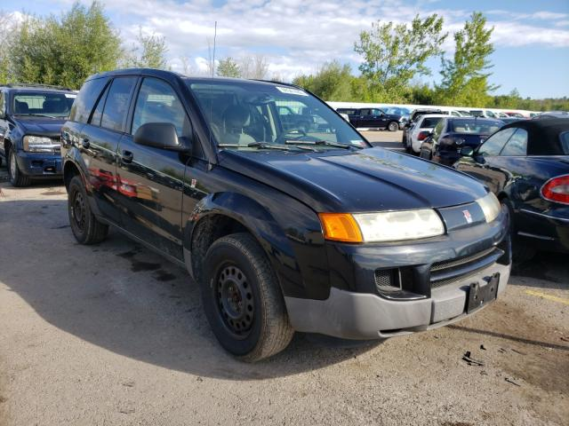 Salvage cars for sale from Copart Angola, NY: 2005 Saturn Vue