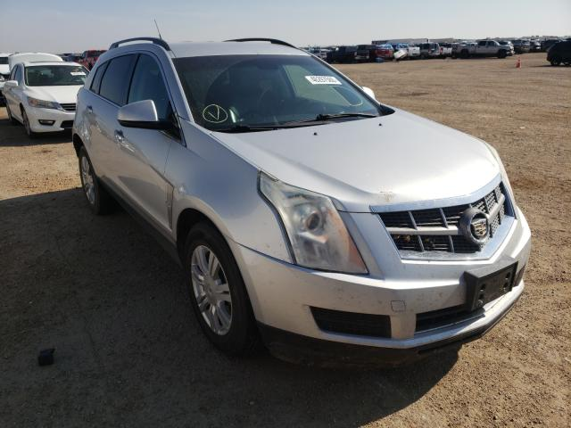 Salvage cars for sale from Copart Amarillo, TX: 2012 Cadillac SRX