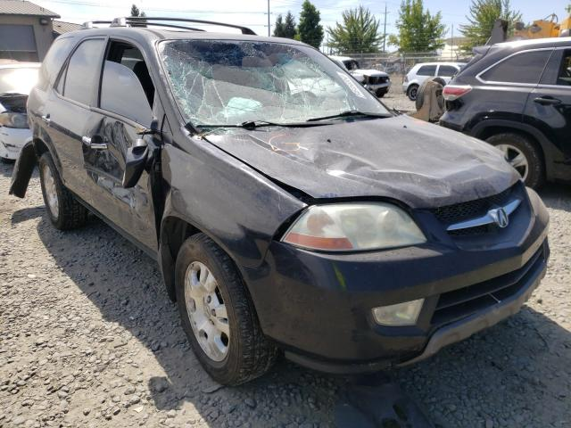 Acura MDX salvage cars for sale: 2002 Acura MDX