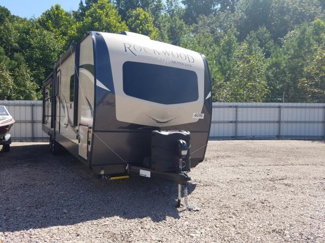 Rockwood salvage cars for sale: 2020 Rockwood Ultra Lite