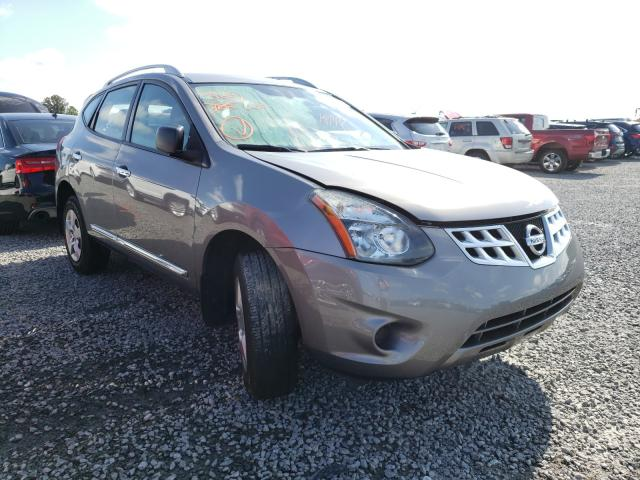 Nissan salvage cars for sale: 2014 Nissan Rogue Sele
