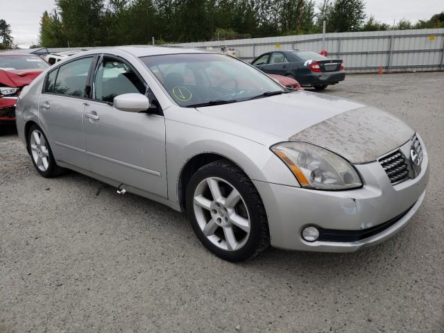 Salvage cars for sale from Copart Arlington, WA: 2004 Nissan Maxima SE
