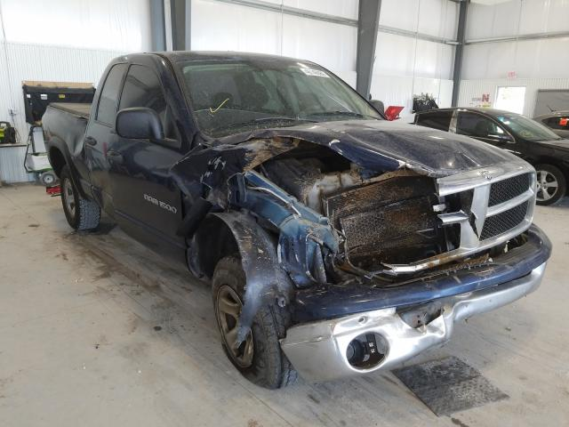 Salvage cars for sale from Copart Greenwood, NE: 2005 Dodge RAM 1500 S