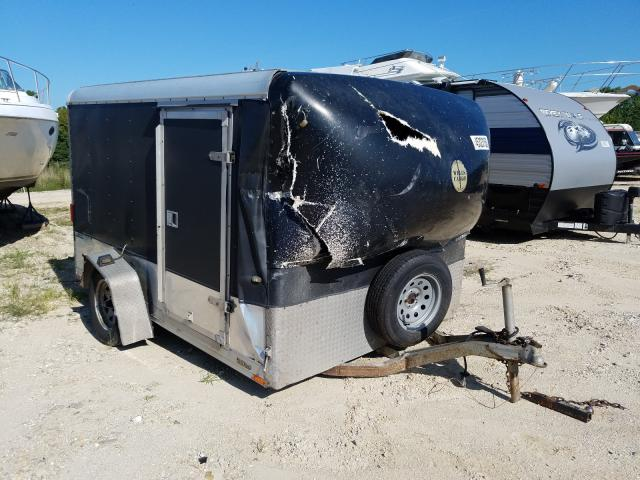 Utility Trailer salvage cars for sale: 2006 Utility Trailer