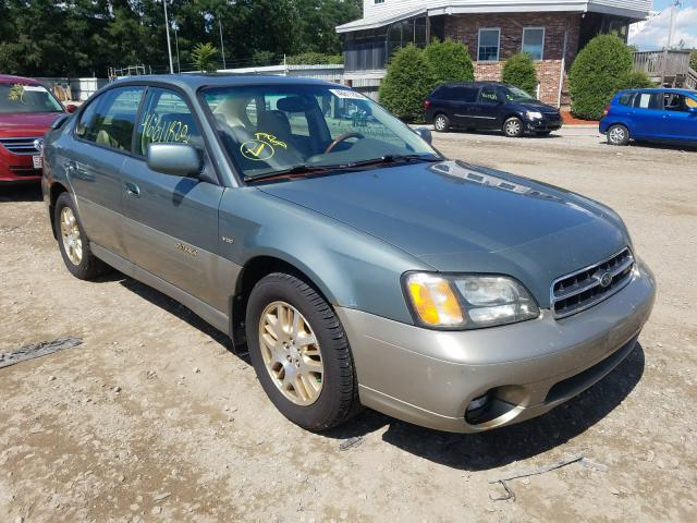 2002 Subaru Legacy Outback for sale in North Billerica, MA