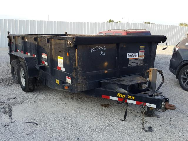 Big Tex salvage cars for sale: 2020 Big Tex Utility Trailer