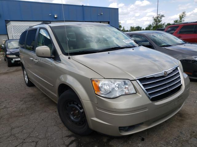 Chrysler salvage cars for sale: 2008 Chrysler Town & Country