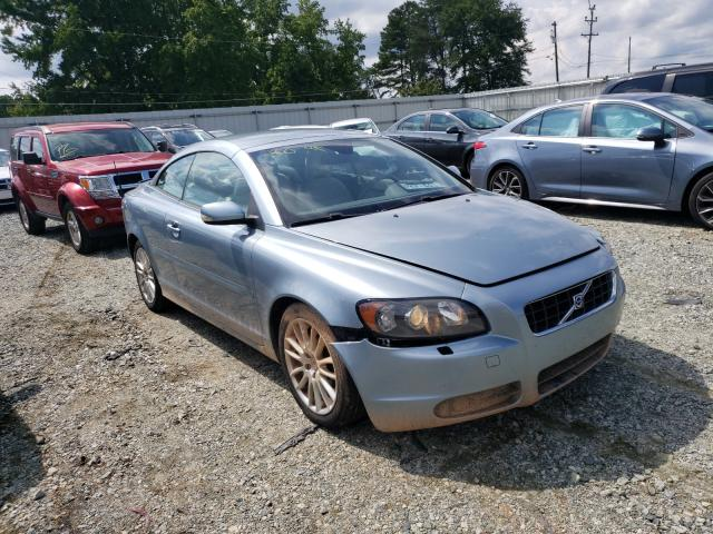 Salvage cars for sale from Copart Mebane, NC: 2007 Volvo C70 T5