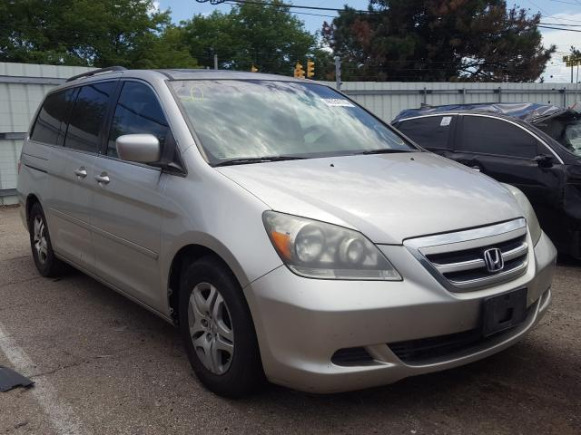 2007 Honda Odyssey EX for sale in Moraine, OH
