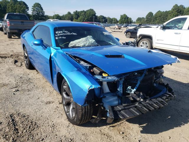 Salvage cars for sale from Copart Conway, AR: 2016 Dodge Challenger