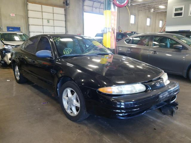 Oldsmobile salvage cars for sale: 2000 Oldsmobile Alero GL