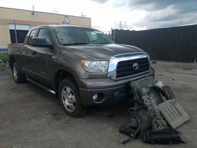 2007 Toyota Tundra DOU for sale in Courtice, ON