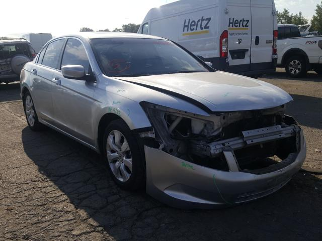 Honda salvage cars for sale: 2009 Honda Accord EXL