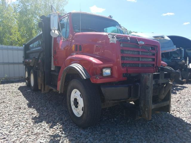 Sterling salvage cars for sale: 2000 Sterling LT 9500