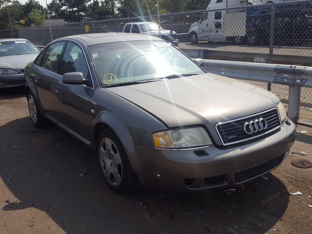 Salvage cars for sale from Copart Denver, CO: 2003 Audi A6 4.2 Quattro