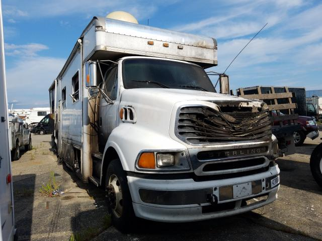 Sterling salvage cars for sale: 2002 Sterling L 9500
