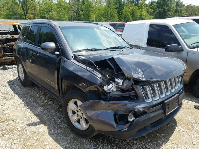 Salvage cars for sale from Copart Houston, TX: 2016 Jeep Compass LA